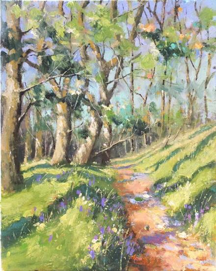 Nigel Fletcher - Woodland walk