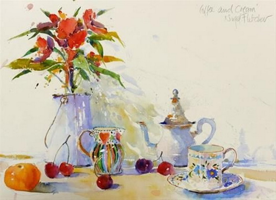 Nigel Fletcher - Coffee