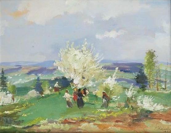 Oldrich Blazicek - Spring
