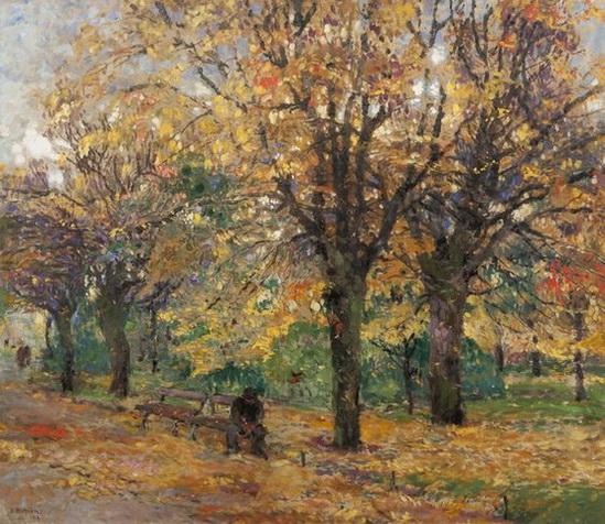 Oldrich Blazicek - Autumn