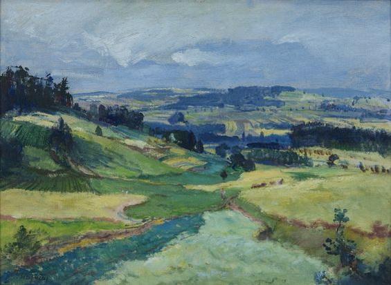 Oldrich Blazicek - Podhorska krajina