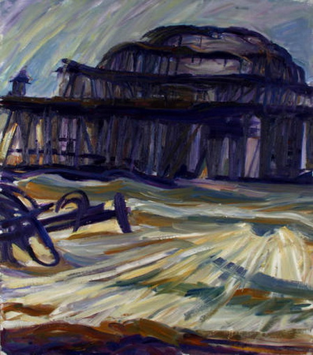 Nick Schlee - Walkway end and Pier