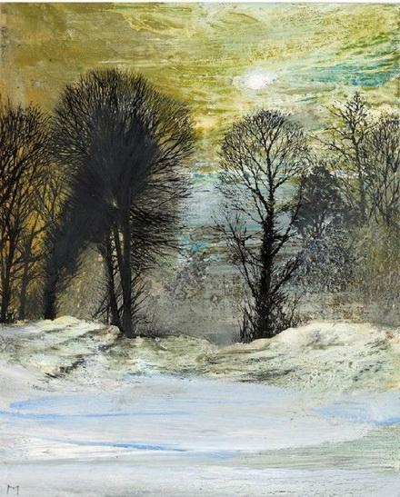 Mary Anne Aytoun Ellis  - First Snow