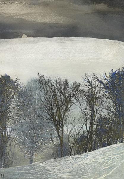 Mary Anne Aytoun Ellis  - Winter Trees