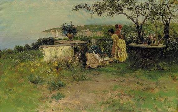 Carlo Brancaccio - The picnic