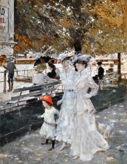 Carlo Brancaccio -  Parigi Passeggiata