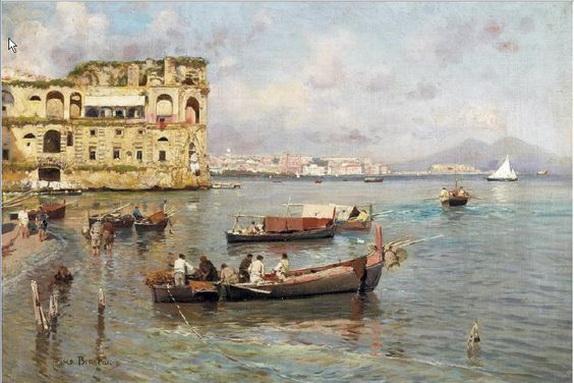 Carlo Brancaccio - Napoli
