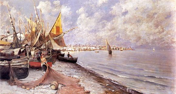 Carlo Brancaccio - Paesaggio