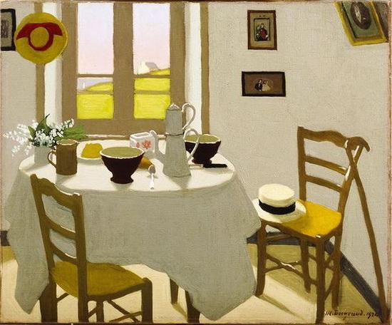 Marius Borgeaud - La chambre blanche
