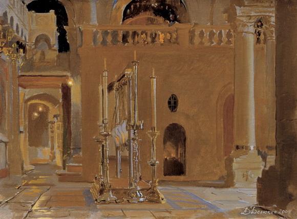 Белюкин Дм - Иерусалим. Храм Гроба Господня