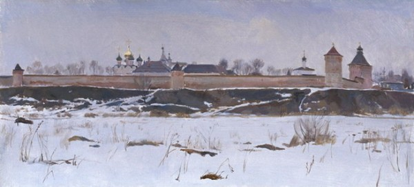 Белюкин Дм - Спасо-Евфимиевский монастырь в Суздале