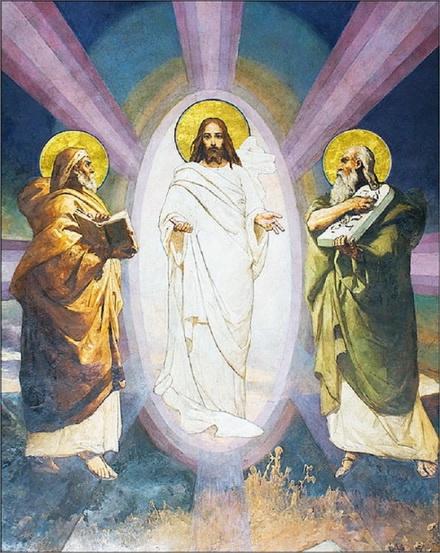 Сведомский Павел - Преображение Христа