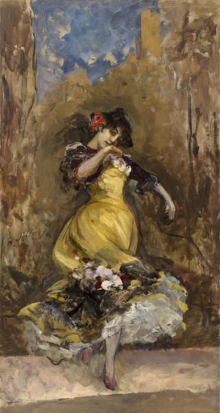 Сведомский Павел - Испанская танцовщица