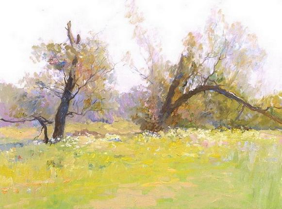 Безруков Петр - The broken willows