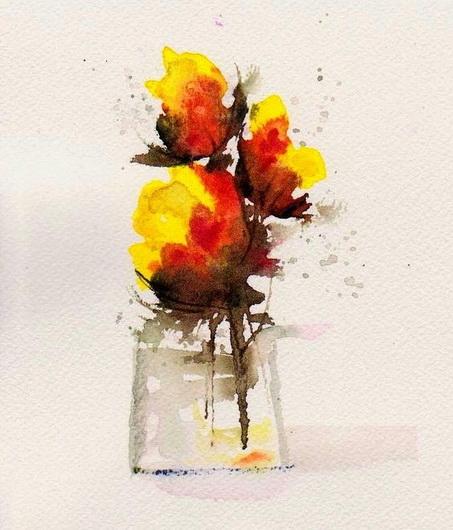 anne duke - Sunshine in a Vase