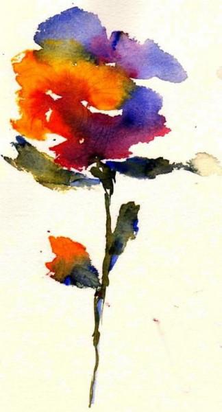 anne duke - Wildflower