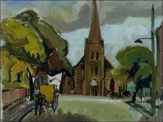 Arthur Lismer - St. John's, N.F