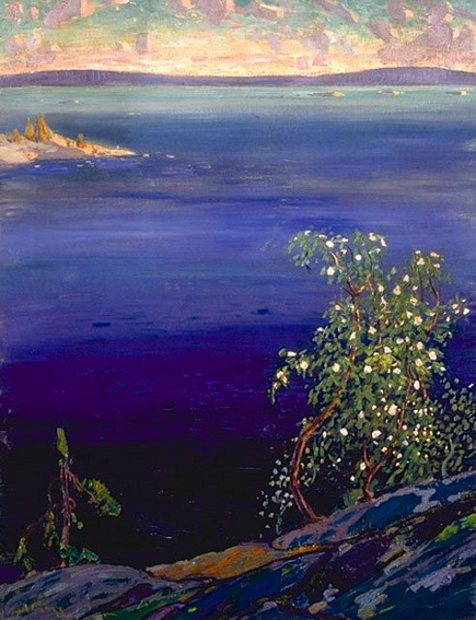 Arthur Lismer - Georgian Bay, Spring