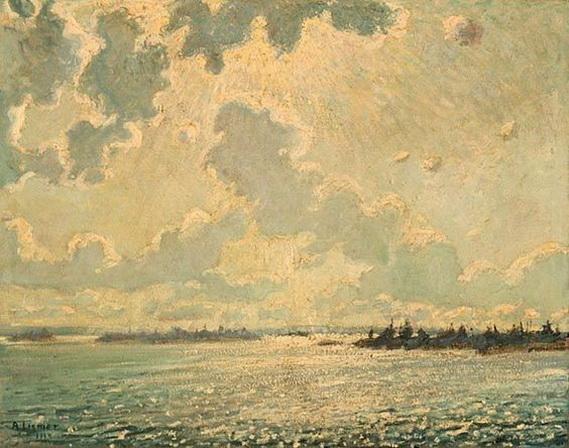 Arthur Lismer - Georgian Bay