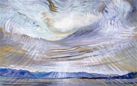 Emily Carr -  Landscape and Sky