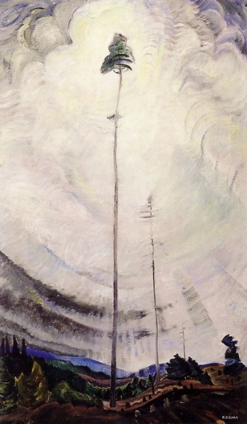 Emily Carr -  Beloved of the Sky