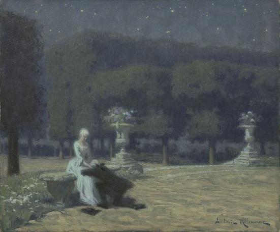 Alleaume Ludovic - Paradis Nocturne