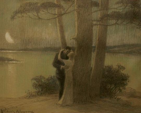 Alleaume Ludovic - Clair de lune