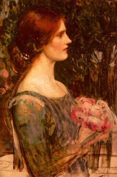 John William Waterhouse - The Bouquet