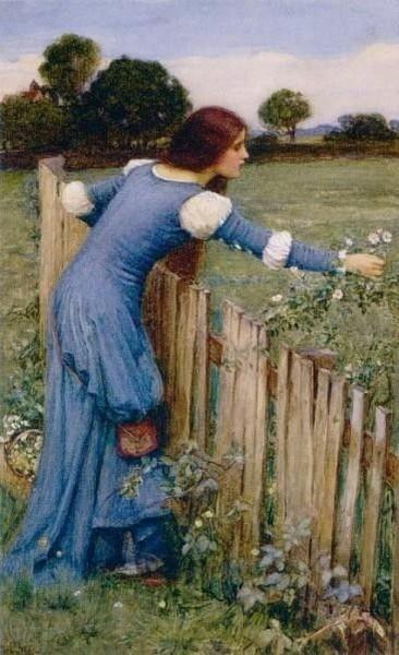 John William Waterhouse - Spring