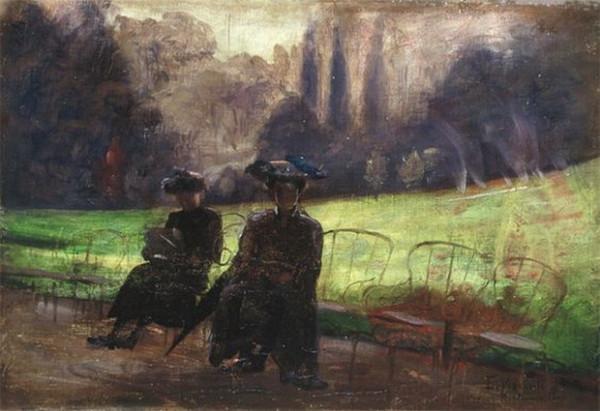 Eliseu Visconti Parc Montsouris
