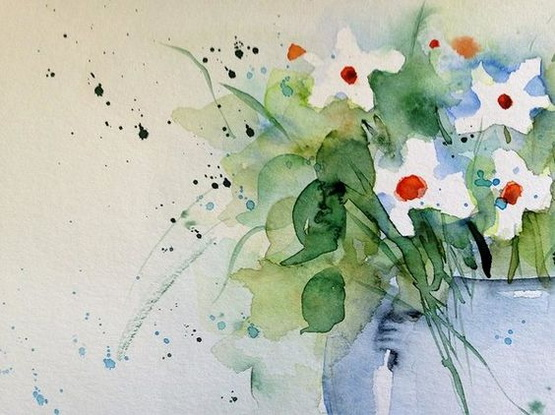 Britta Zehm - Daisy In The Vase