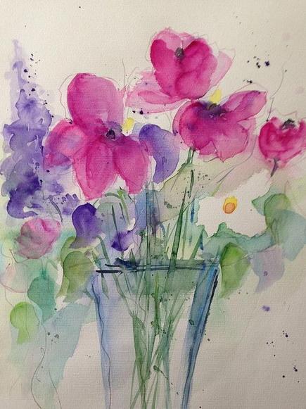 Britta Zehm - Spring Bouquet 4