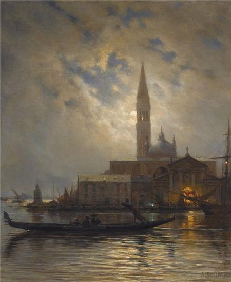 bogolyubov alexey -  Венеция
