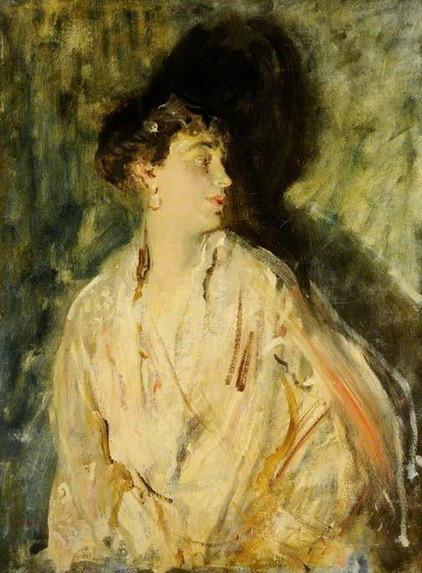 Ambrose McEvoy - The Honourable Mrs Akers