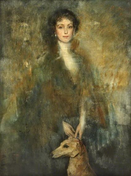 Ambrose McEvoy - Mrs William Rathbone