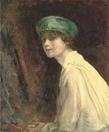 Ambrose McEvoy - The Green Hat