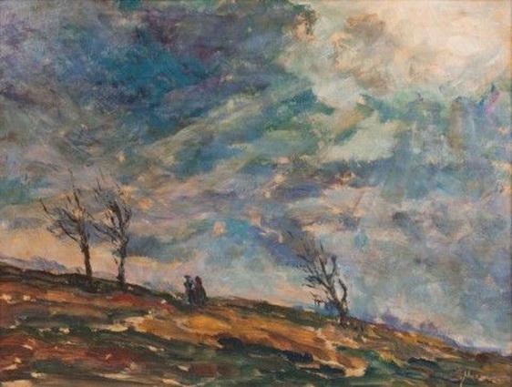 Gustav Macoun - Predjarni krajina