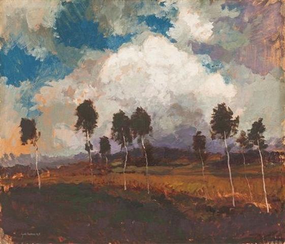 Gustav Macoun  - SUMMER BEFORE THE BURNS