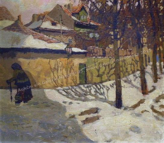 Gustav Macoun - At Kampa