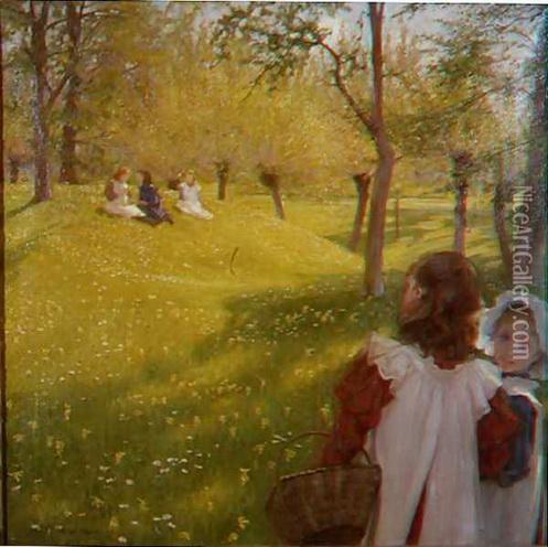 Alexander Mann - Springtime