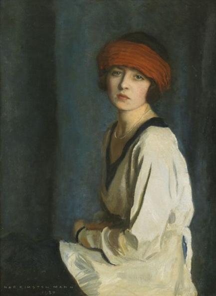 Harrington Mann - The Red Hat