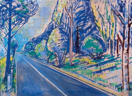 Grus Jaroslav - Road under the...