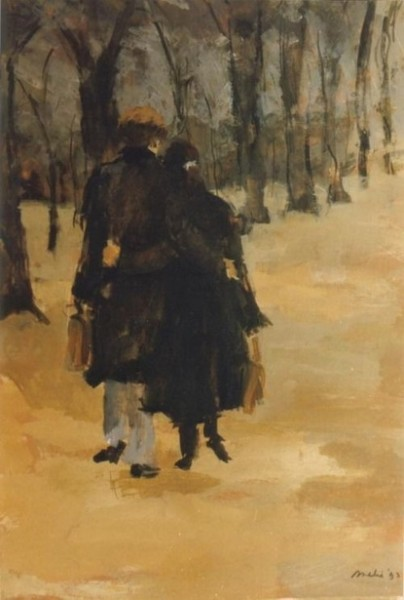 Malie Baehr - Amorous Pair