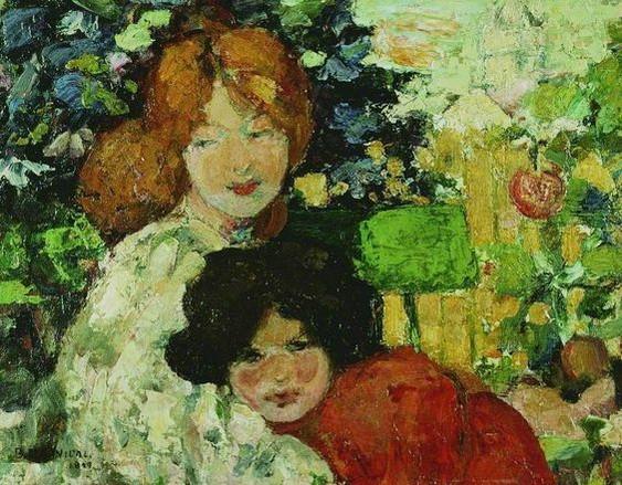Bessie MacNicol - Two Sisters