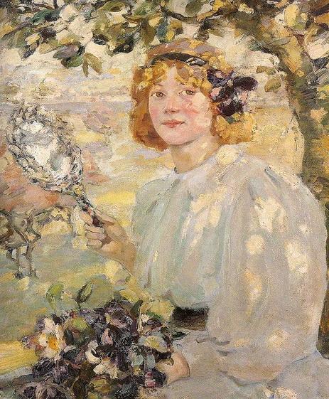 Bessie MacNicol - Under the Apple Tree