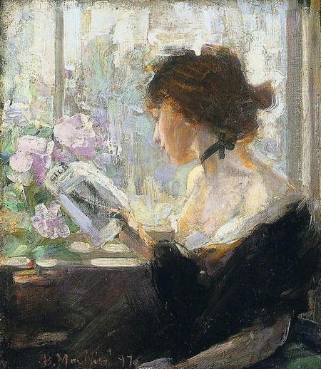 Bessie MacNicol - Elizabeth Reading