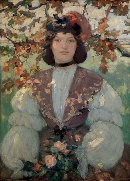 Bessie MacNicol - A girl of the sixties