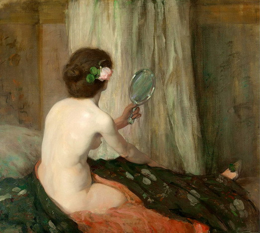 Bessie MacNicol -  Vanity