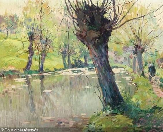 Henri Roidot - Mare A Linkebeek vendu