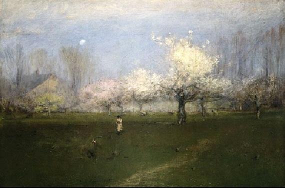 George Inness - Spring